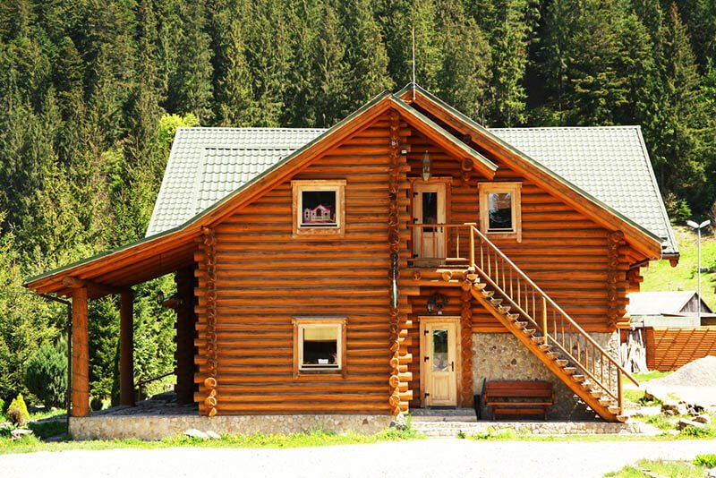 בית עץ צימר