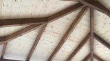 הקמת גג עץ