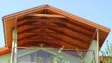 גג עץ איכותי